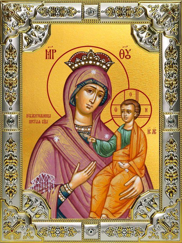 купить икону Божьей Матери Избавительница