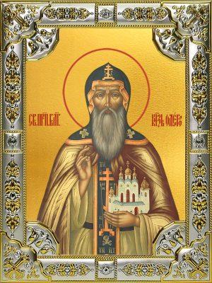 купить икону Олег Брянский благоверный князь
