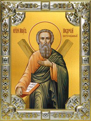 купить икону Андрей Первозванный апостол