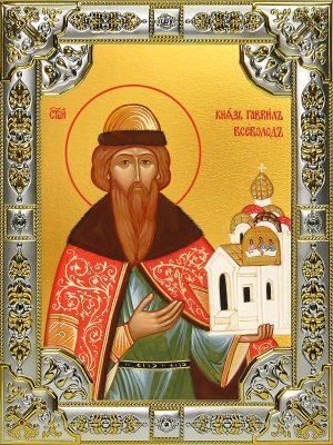 купить икону святая Всеволод Псковский