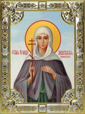 купить икону Анастасия Римская мученица