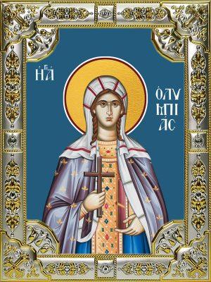 купить икону Олимпиада Константинопольская диаконисса