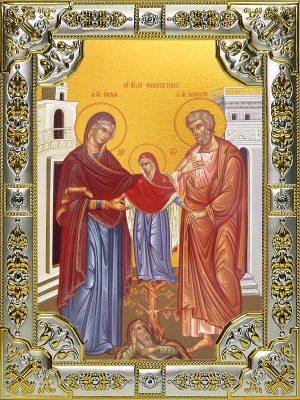 купить икону Иоаким и Анна праведные богоотцы