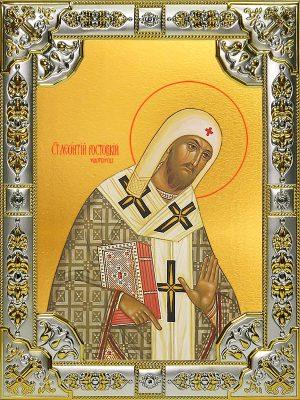 купить икону святой Леонтий Ростовский