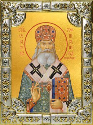 купить икону Серафим (Соболев) Богучарский