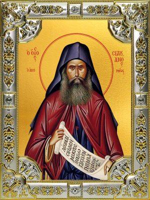 купить икону святого Силуана