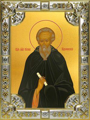 купить икону святой Никон Радонежский