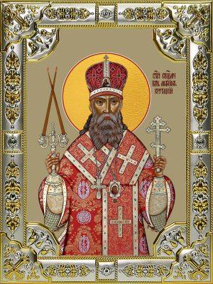купить икону святой Петр Крутицкий