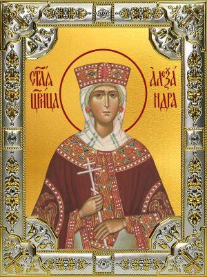 купить икону Александра (Романова), императрица, страстотерпица
