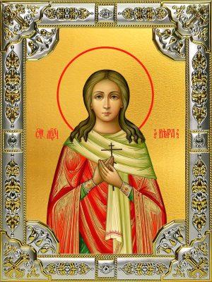 купить икону святой Веры Римской