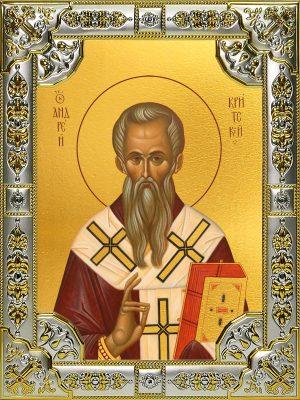 купить икону Андрей, архиепископ Критский, святитель