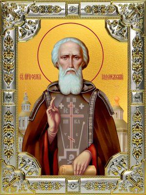 купить икону Сергий (Сергей) Радонежский преподобный