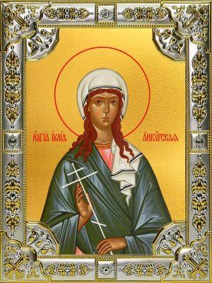 купить икону святая Иулия Анкирская