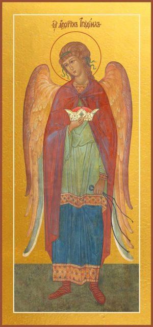 Мерная икона Иегудиил Архангел