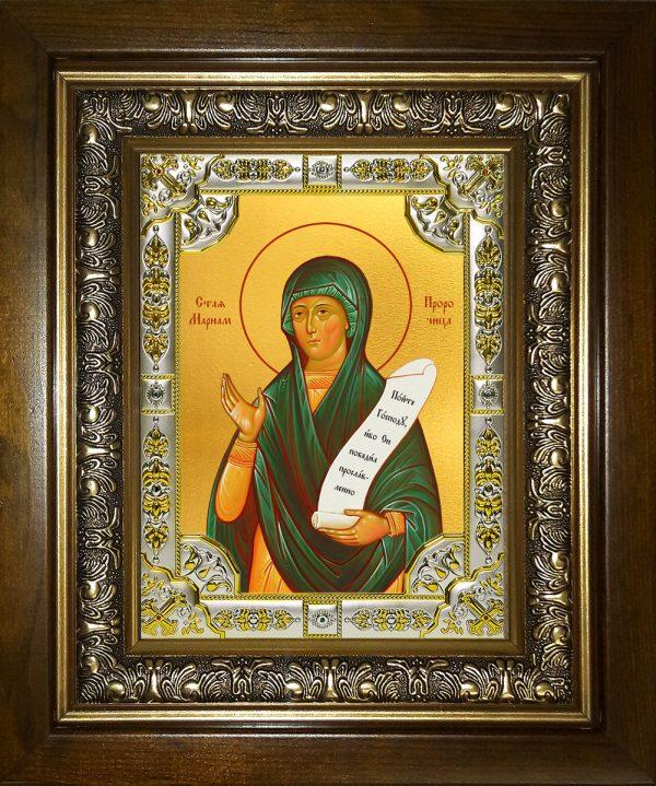 купить икону Мариам пророчица, сестра пророка Моисея