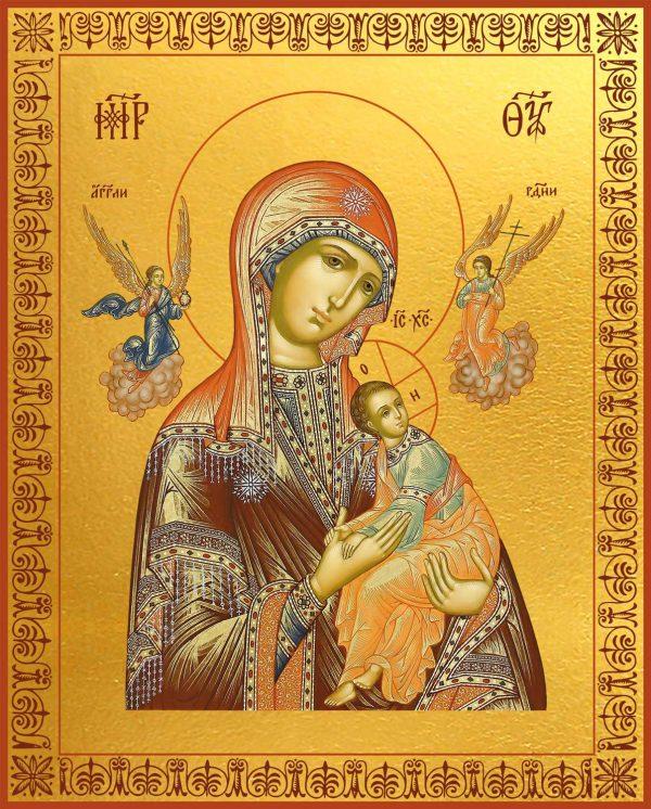 Купить Страстную икону Божией Матери