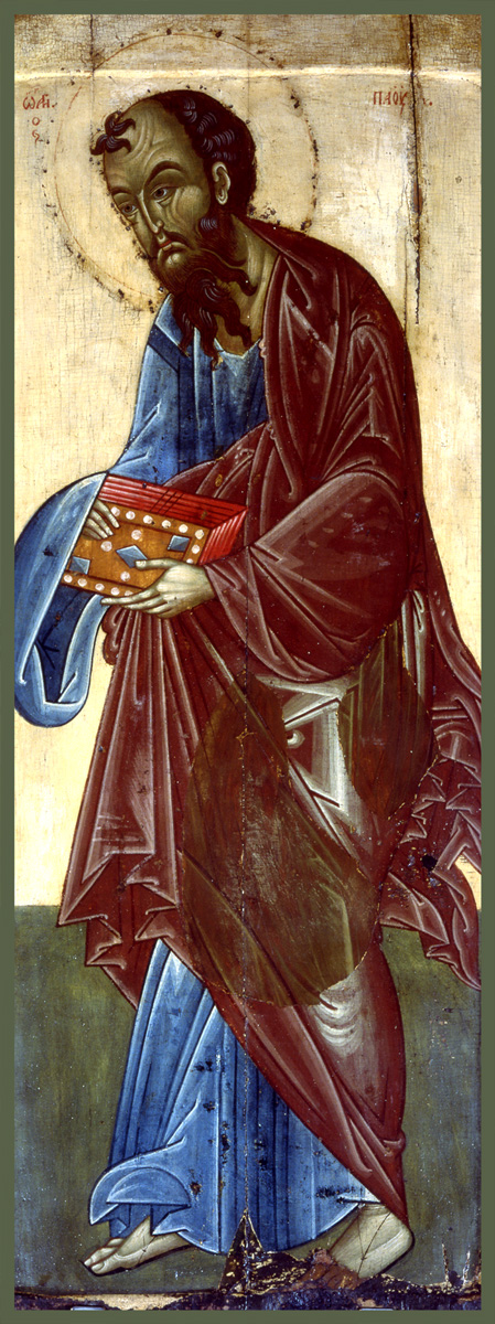 купить икону Павел апостол