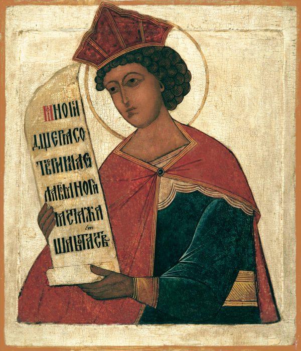 купить икону Соломон праотец