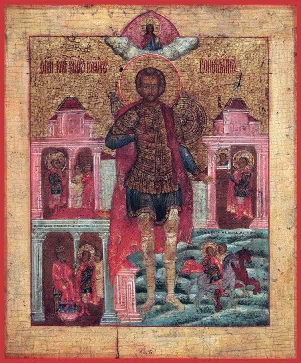 купить икону Иоанн Воин