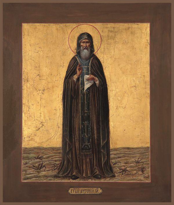 купить икону Антоний Великий