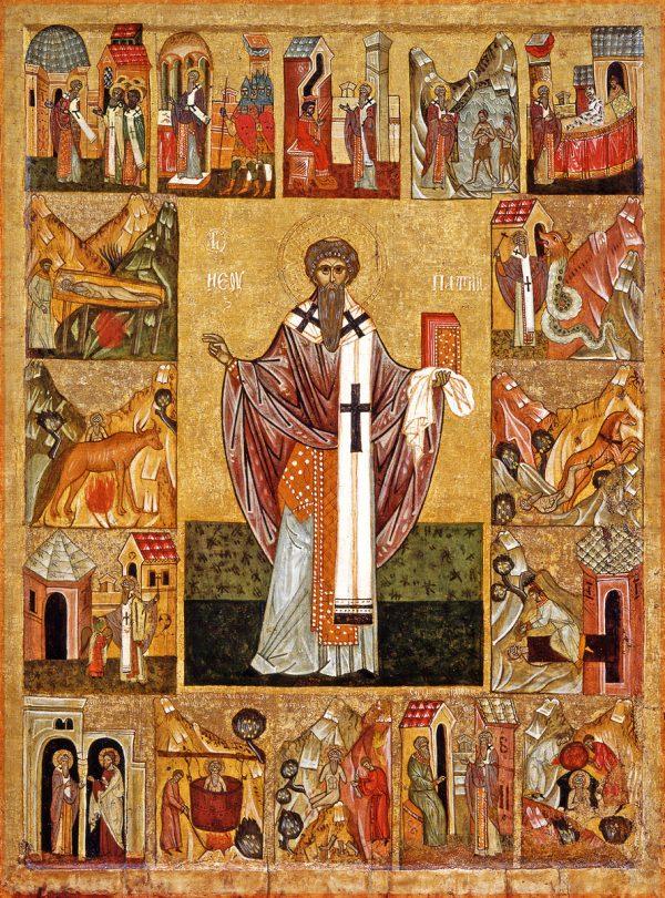 купить икону Ипатий Гангрский