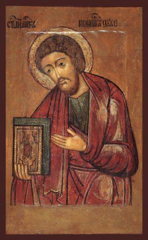 купить икону Лука апостол