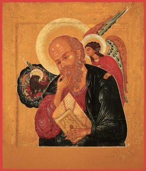 купить икону Матфей апостол