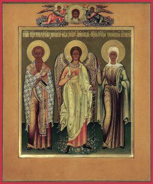 купить икону Зиновий и Зиновия мученики, Ангел Хранитель