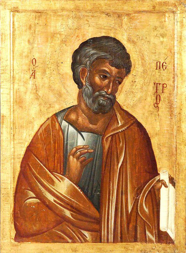 купить икону Петр апостол