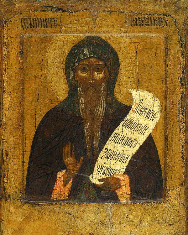 купить икону Никита Столпник