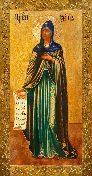 купить икону Ксения Миласская