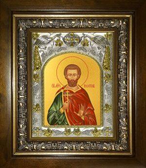 купить икону Валентин мученик