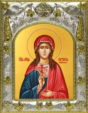 купить икону Виктория Кордубская