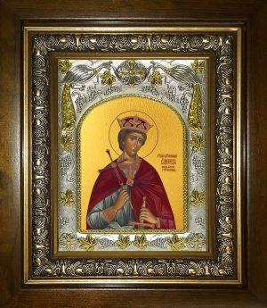 купить икону святой Эдуард мученик, король Англии
