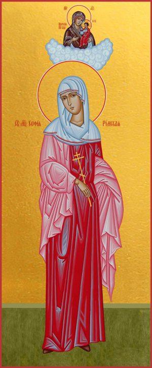 Мерная икона София Римская мученица