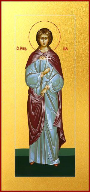 Мерная икона Вера Римская мученица