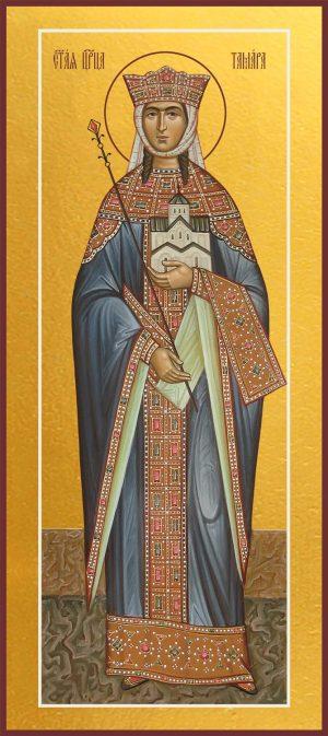 Мерная икона Тамара благоверная царица