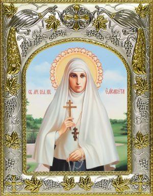 купить икону Елисавета преподобномученица, великая княгиня