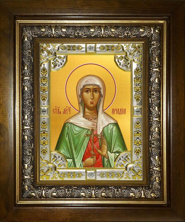 купить икону святая Ариадна Промисская