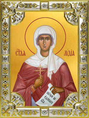 купить икону Лидия мученица