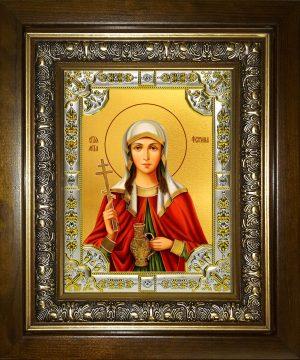 купить икону святая Фотина (Светлана) Самаряныня