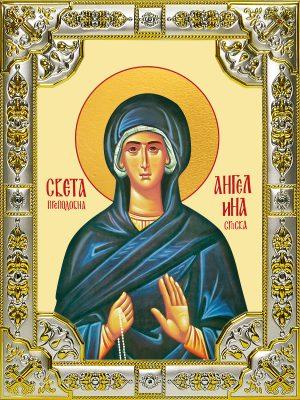 купить икону Ангелина Сербская блаженная