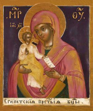 купить икону Божией Матери Египетская