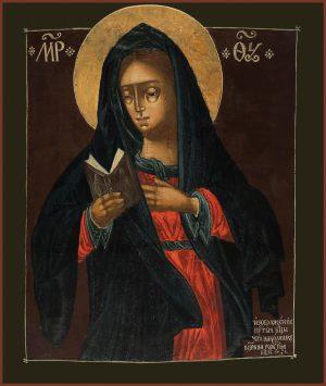 купить икону Божией Матери Калужская