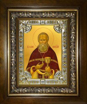купить икону Иоанн Кронштадский