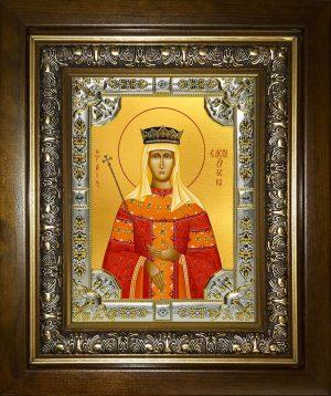 купить икону Елена Сербская благоверная княгиня
