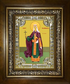 купить икону Феофания блаженная царица