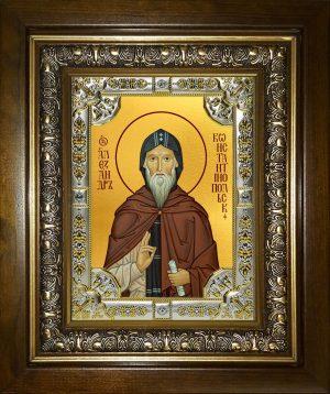 купить икону Александр Константинопольский преподобный