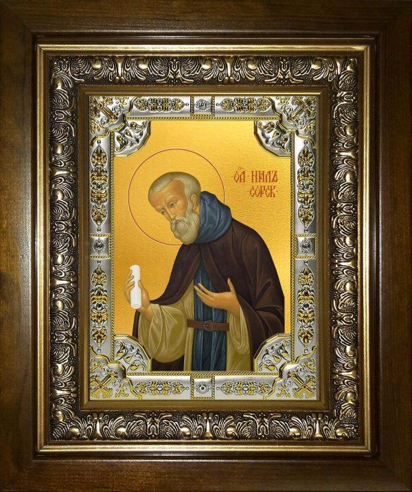 купить икону святого Нила