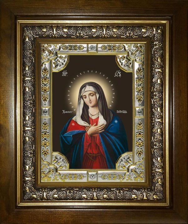 купить икону Божья Матерь Умиление